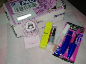Compras da Pop Make Up